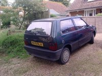 1995 Fiat Uno, fiat uno, exterior