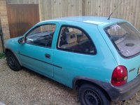 1994 Vauxhall Corsa Overview
