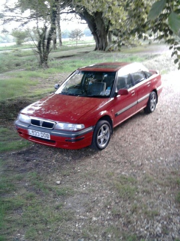 Picture of 1994 Rover 400, exterior
