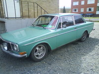 1972 Volvo 142 Overview