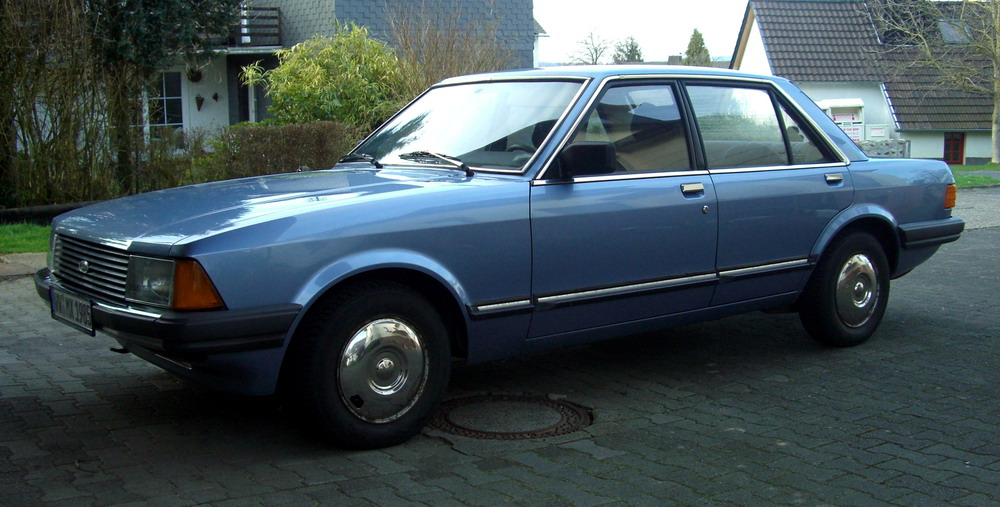 Fotos del Ford Granada - Zcoches