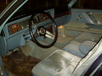 1973 Oldsmobile Cutlass Supreme picture, interior