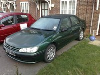1996 Peugeot 406, Bloody good nick for a P Plate, exterior