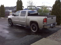 Picture of 2007 GMC Sierra 1500 Denali Crew Cab AWD, exterior, gallery_worthy