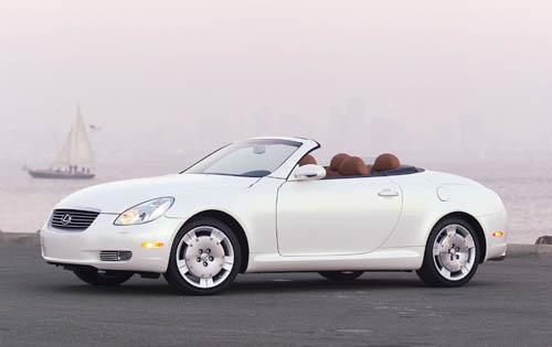2003 Lexus Sc 430 Std Pic 6450740185644003393
