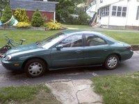 1998 Mercury Sable 4 Dr GS Sedan, this actually may be my car, exterior