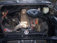 Picture of 1962 Pontiac Laurentian, engine