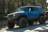 Picture of 2010 Toyota FJ Cruiser 4WD AT, exterior