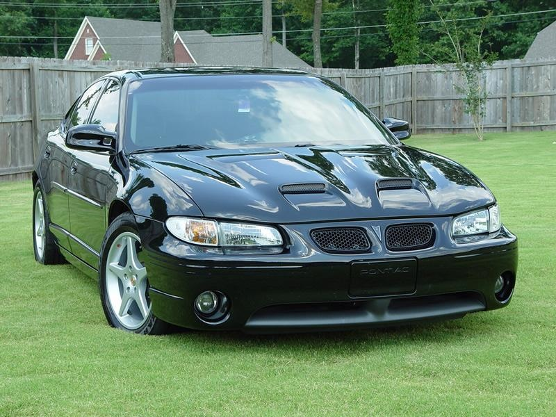 00 2000 Pontiac Grand Prix owners manual