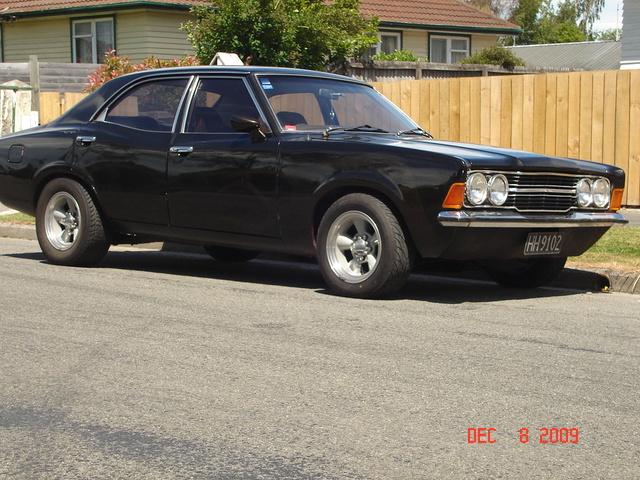 Foto de un 1975 Ford Cortina