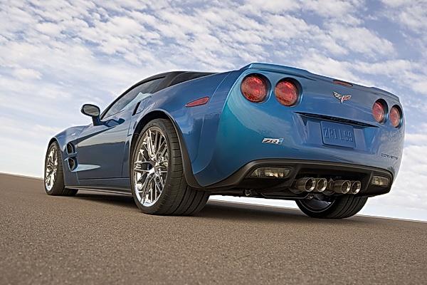 Chevrolet Corvette ZR1 2011 is