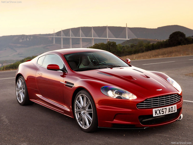 2007 Aston Martin DBS, i like red...., exterior, gallery_worthy