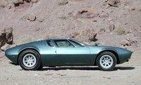 1969 De Tomaso Mangusta Overview