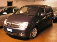 2008 Opel Meriva Overview