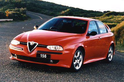 Picture of 2003 Alfa Romeo 156