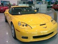 2010 Chevrolet Corvette Coupe 1LT, corvette, exterior