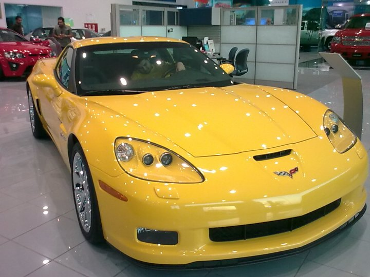 2010 Chevrolet Corvette Base 1LT, corvette, exterior