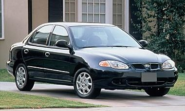 Picture of 2000 Hyundai Elantra GLS