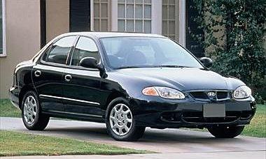 Picture of 2000 Hyundai Elantra GLS