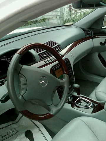 Picture of 2003 Mercedes-Benz S-Class, interior, gallery_worthy