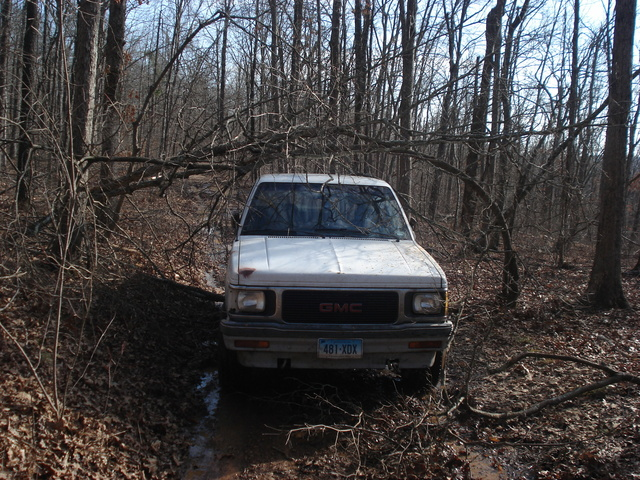 Picture of 1992 GMC Sonoma 2 Dr SLE 4WD Extended Cab SB, exterior, gallery_worthy