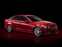 2009 Pontiac G8 Picture Gallery