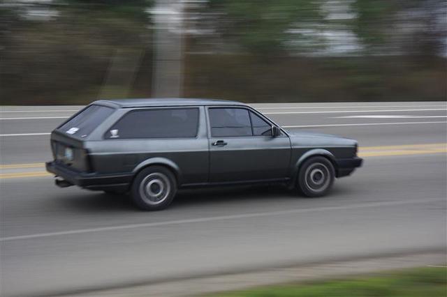 Picture of 1988 Volkswagen Fox