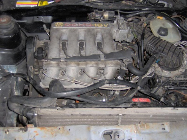 Picture of 1980 Volkswagen Caddy, engine