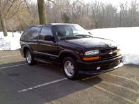 2001 Chevrolet Blazer Overview
