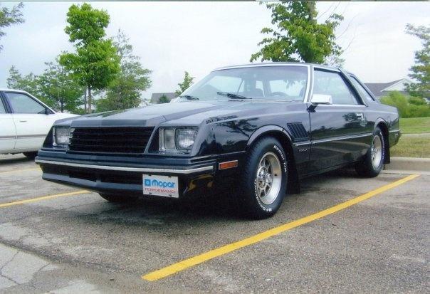 Picture of 1982 Dodge Mirada