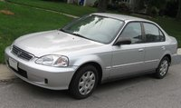 1999 Honda Civic Overview