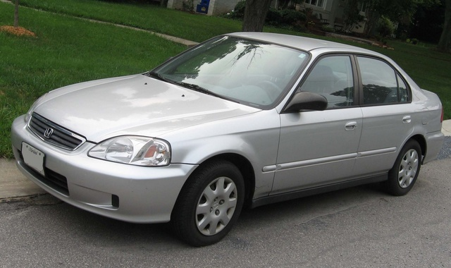 Picture of 1999 Honda Civic, exterior, gallery_worthy