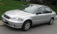 1999 Honda Civic picture, exterior
