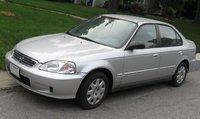 1999 Honda Civic Picture Gallery