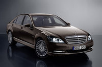 2007 Mercedes-Benz S-Class S600, 2007 Mercedes-Benz S600 Base picture, exterior