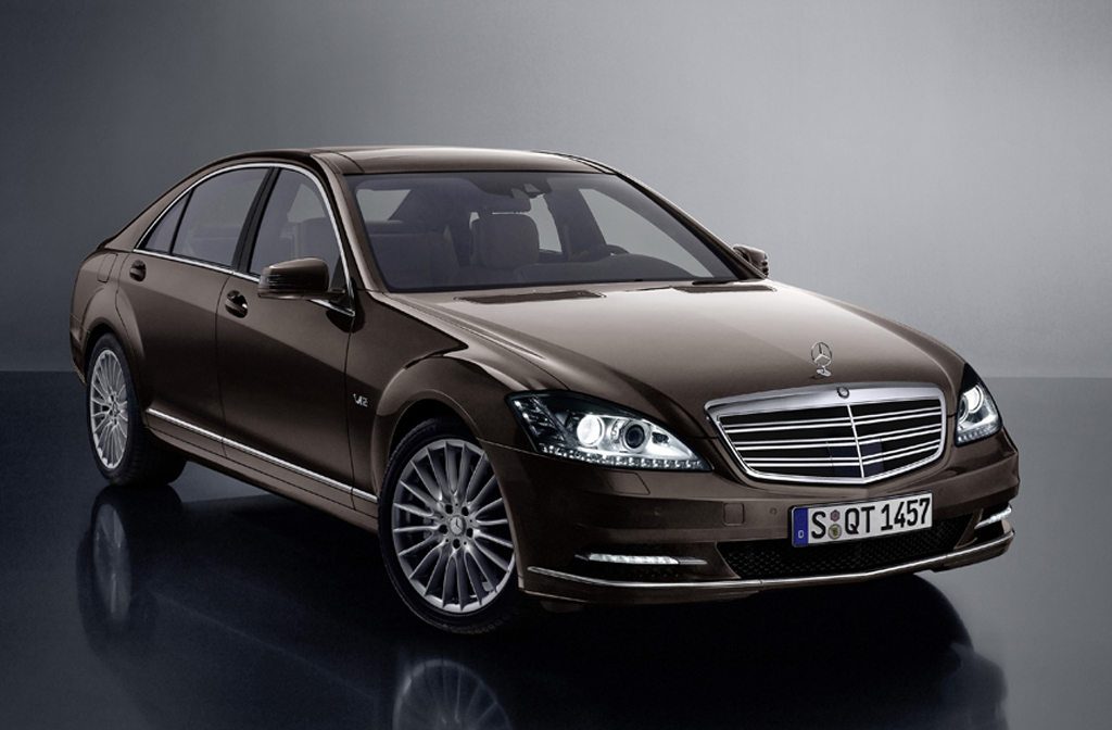 2007 Mercedes-Benz S600 Base picture