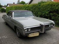 1968 Pontiac Bonneville Overview