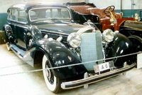 1943 Mercedes-Benz 770 Overview
