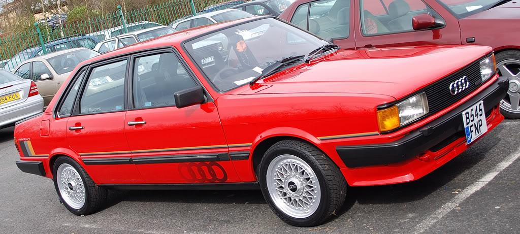 1985 Audi 80 Pictur