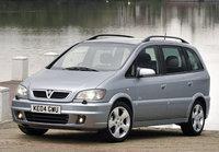 2005 Vauxhall Zafira Picture Gallery