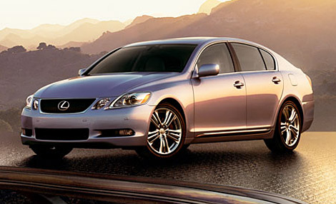 2008 Lexus GS 450h Base picture