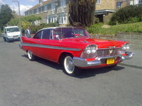 1958 Plymouth Belvedere Picture Gallery