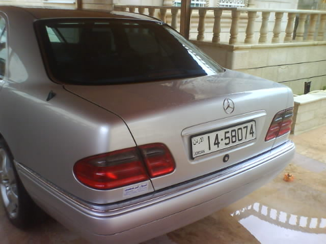 Picture of 1996 Mercedes-Benz E-Class