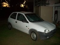 1996 Holden Barina Overview