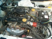 Picture of 1996 Holden Barina, engine, gallery_worthy