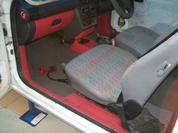 Picture of 1996 Holden Barina, interior, gallery_worthy