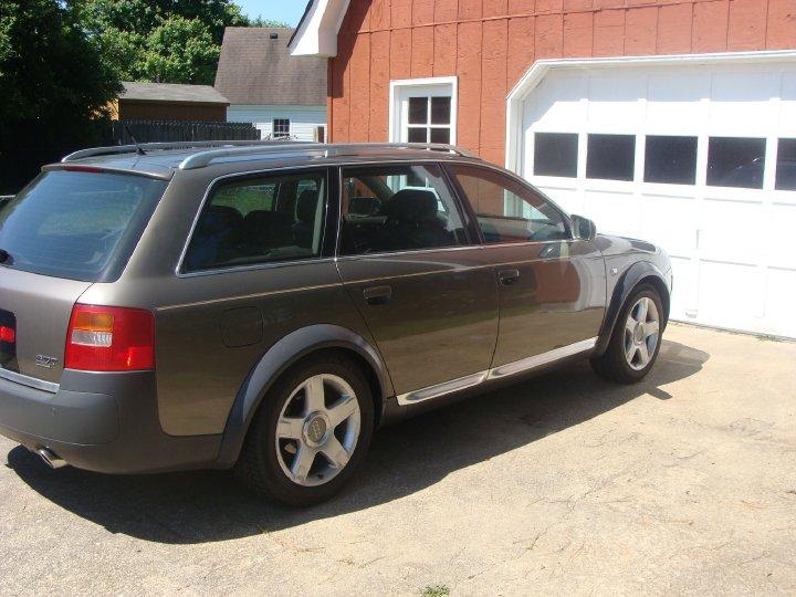 2002 Audi Allroad. 2002 Audi allroad quattro