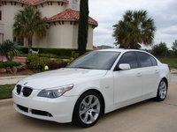 2005 BMW 5 Series Picture Gallery
