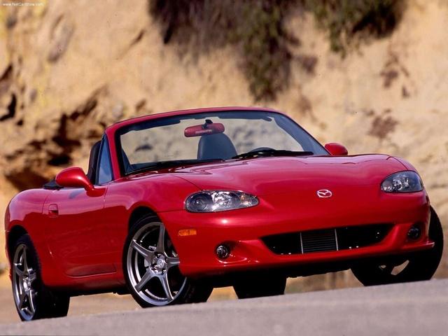 Picture of 2004 Mazda MAZDASPEED MX-5 Miata