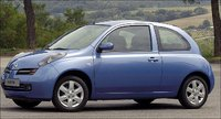 2007 Nissan Micra Overview